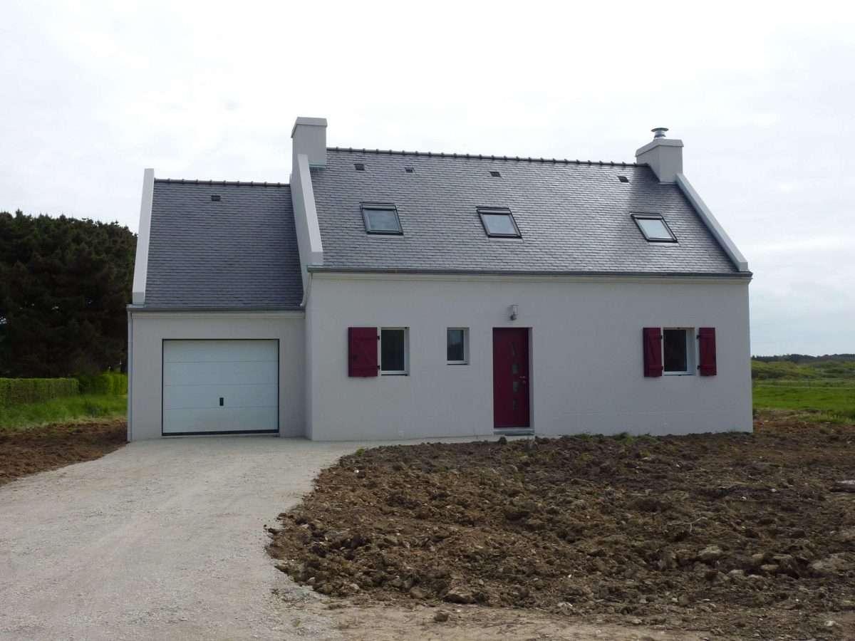 Construction maison traditionnelle
