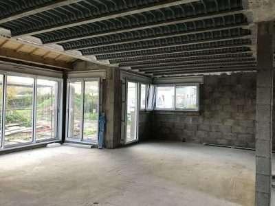 Construction maison en cours Arvro