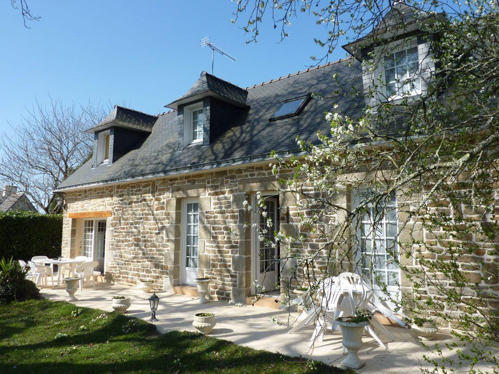 Rénovation de maison traditionnelle Morbihan