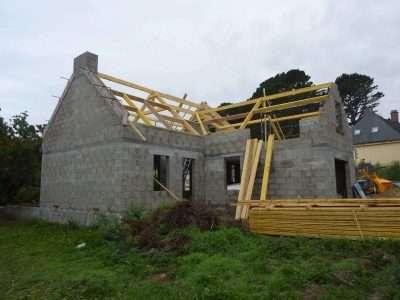 Construction maison bassin Lorientais