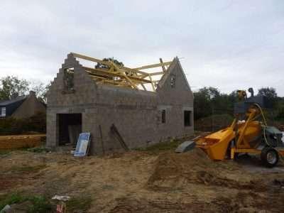 Construction maison sur terrain bassin Lorientais