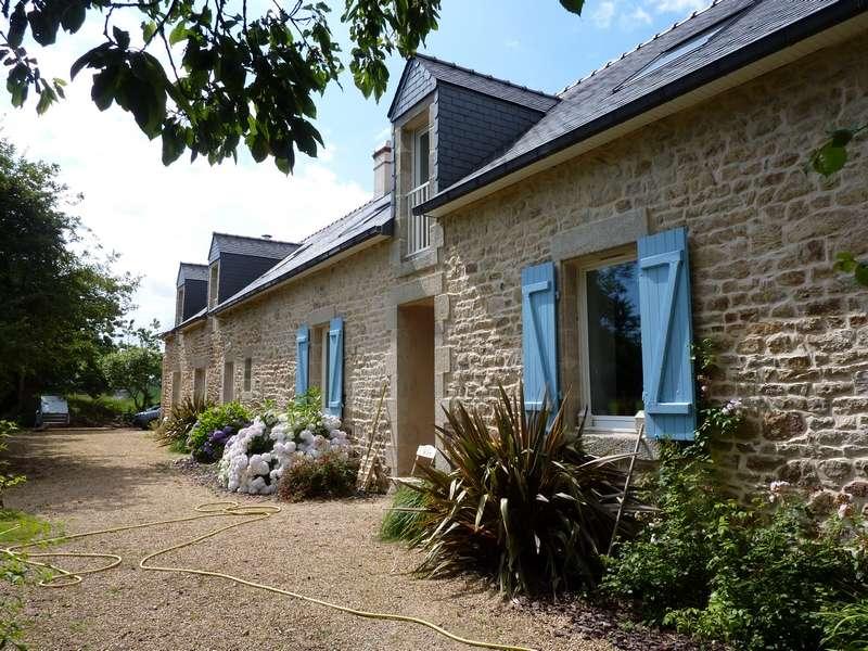 Rénovation longère Morbihan après travaux