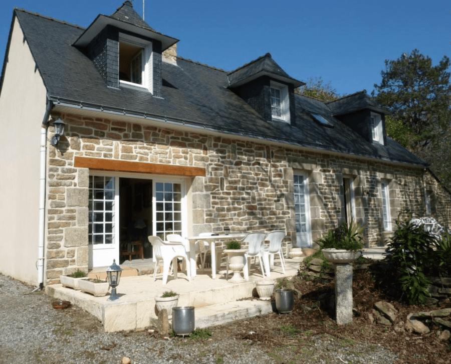 Rénovation reconstruction Longère