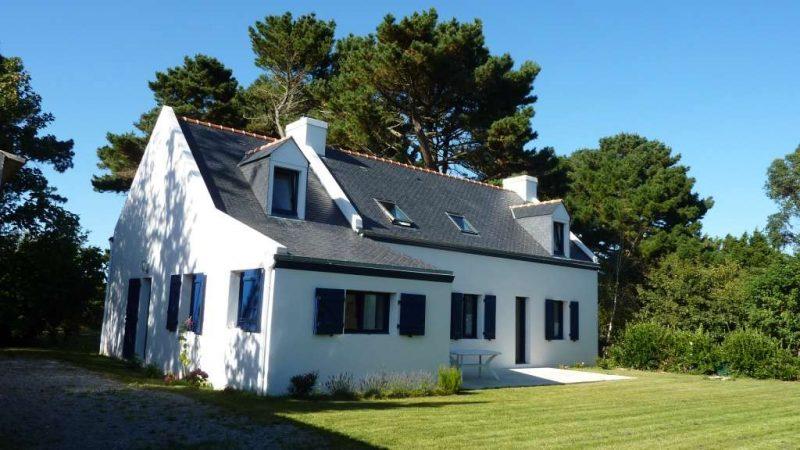 Constructeur maison Groix, Lorient, Morbihan, Finistère sud